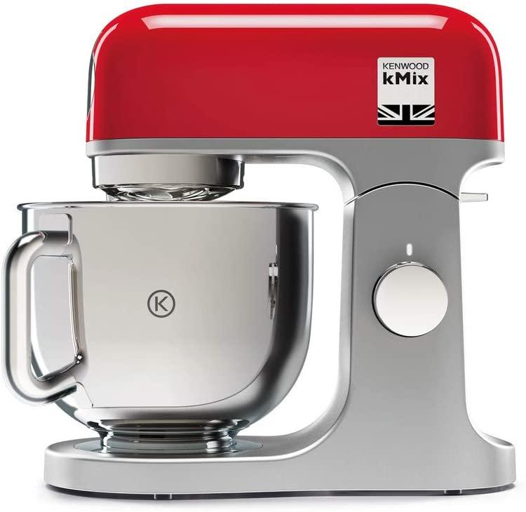 Kenwood KMX750RD Keukenmachine (1000W) voor €159 na cashback @Amazon.nl