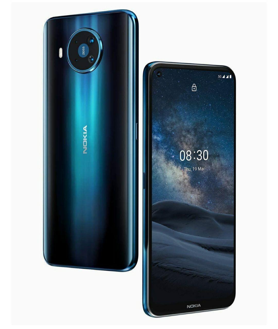 "Nokia 8.3 5G – 128gb - Quad-camera met ZEISS-lenzen – 6,81"" – Android One"