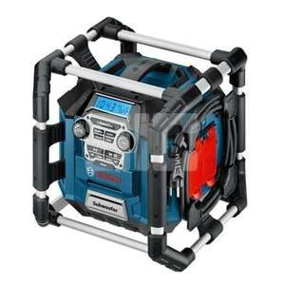 Bosch GML 20 PowerBox 360 14.4-18V Li-Ion Accu bouwradio