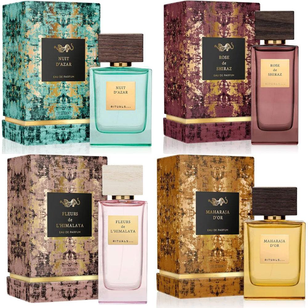 Rituals parfums -30% - 8 Eau de Parfums @ Douglas