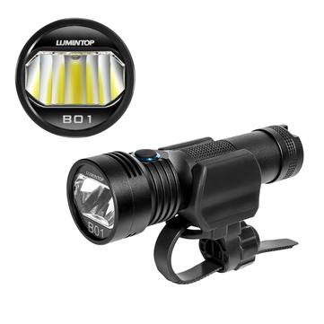 Lumintop B01 850lm 210m USB oplaadbare fietsverlichting