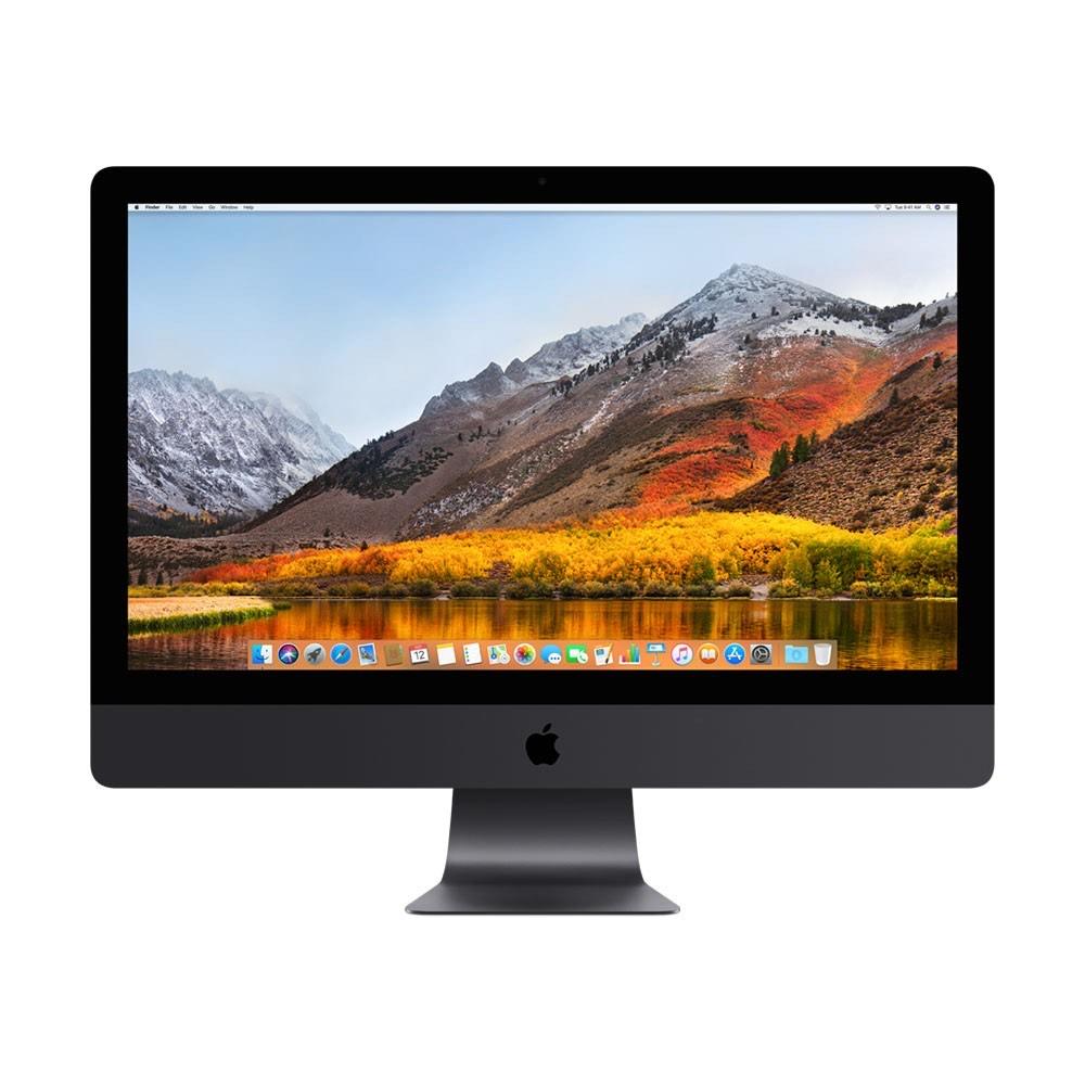 Apple iMac Pro (3,2GHz 8-core Xeon W / Radeon Pro Vega 56 / 32GB / 1TB SSD) in de aanbieding! @Amac