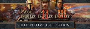 Age of empires Steam Sale