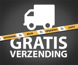 Gratis verzending @Quofi (Nederland en België)