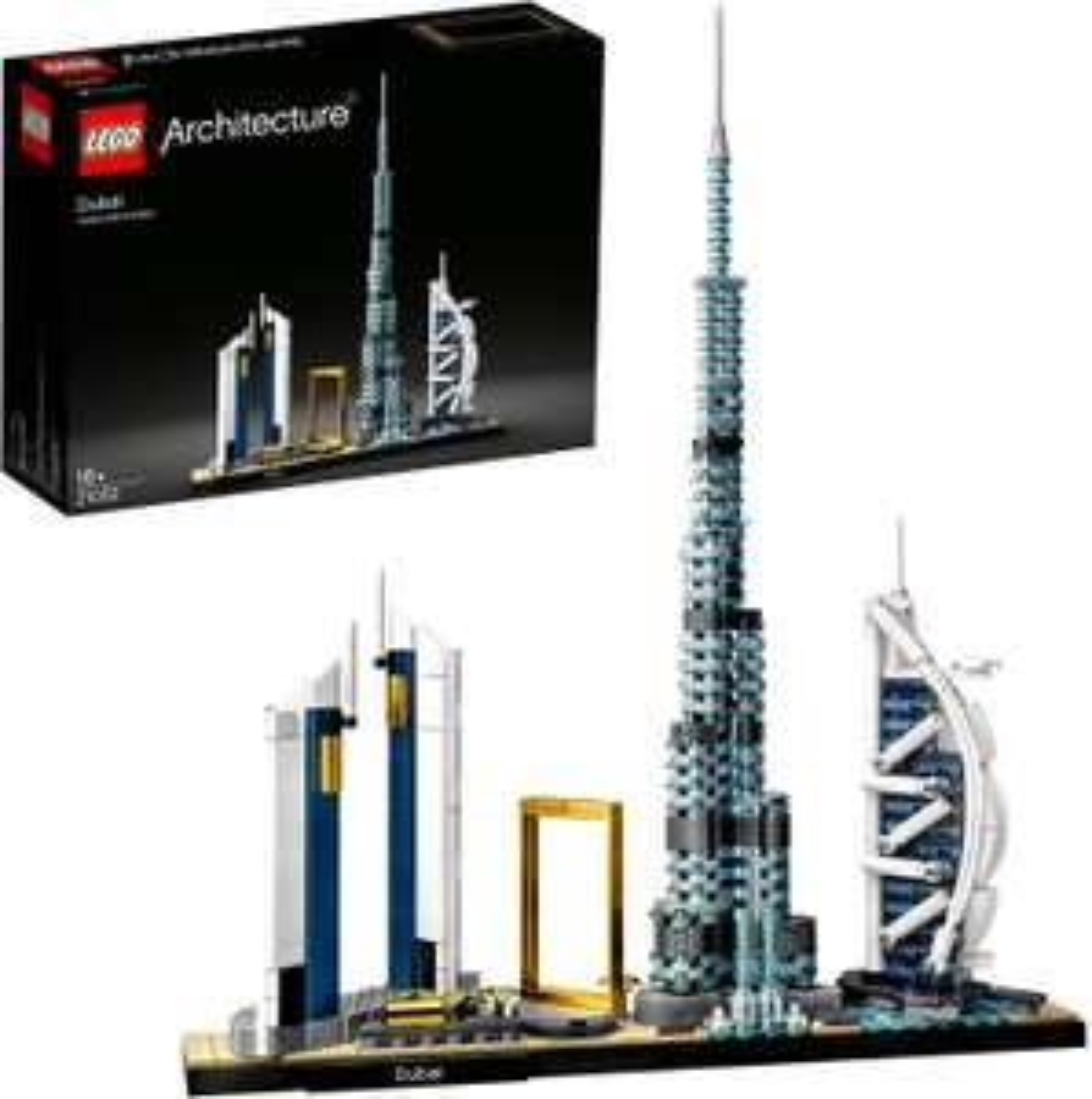 Lego Architecture Skyline Dubai, Amazon.nl