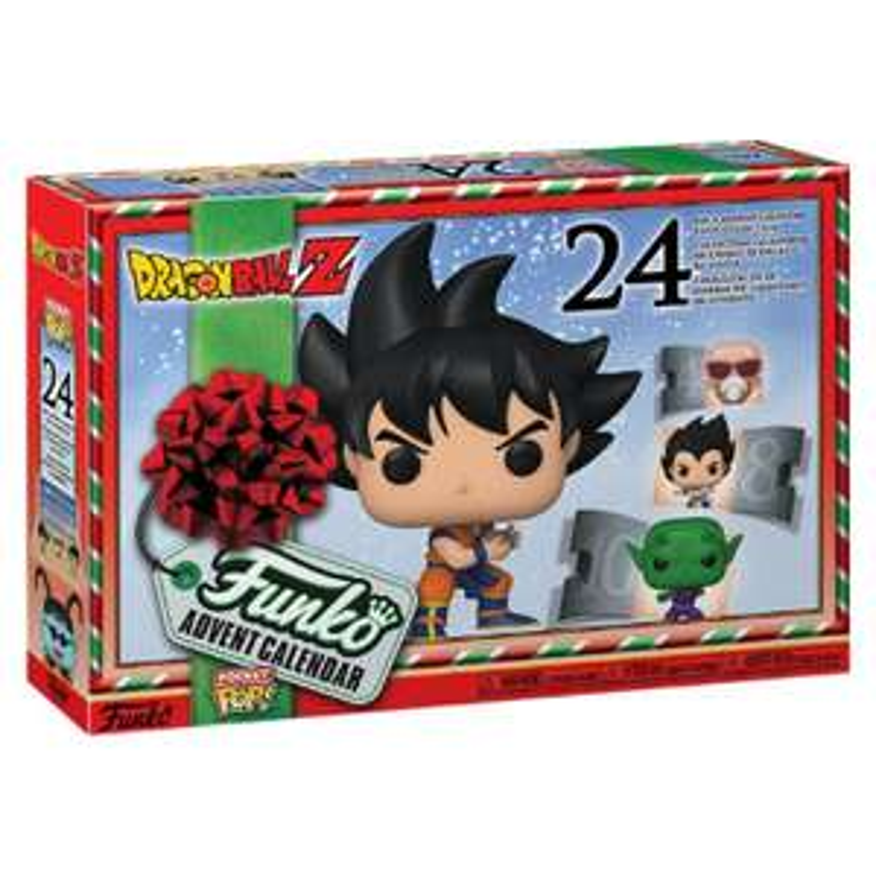 Dragon Ball Z Funko Pop! Advent Calendar €27,49 i.c.m. coupon @Zavvi