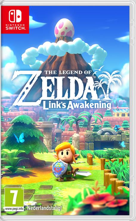 The Legend of Zelda: Link's Awakening- Digitale versie (@Nintendo e-shop)