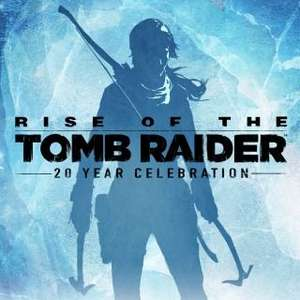 [PS4] Rise Of The Tomb Raider: 20 Year Celebration @PlayStation Store