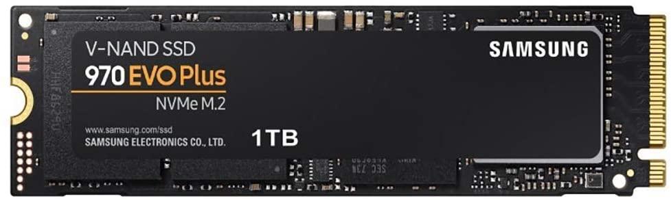 Samsung 970 Evo Plus 1Tb Amazon black Friday