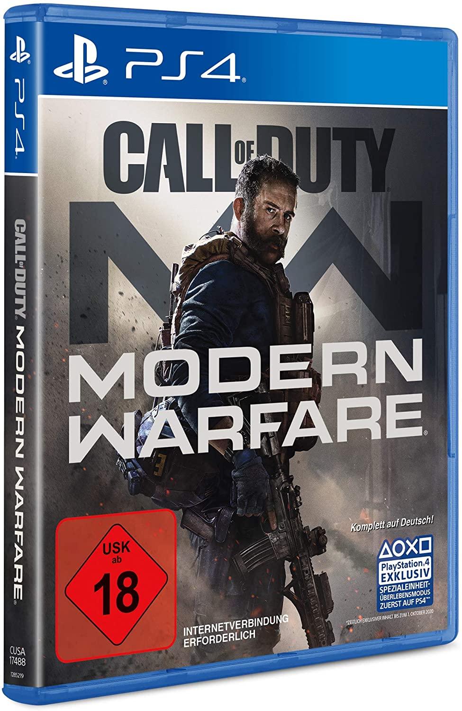 Call of Duty: Modern Warfare PS4, DE versie