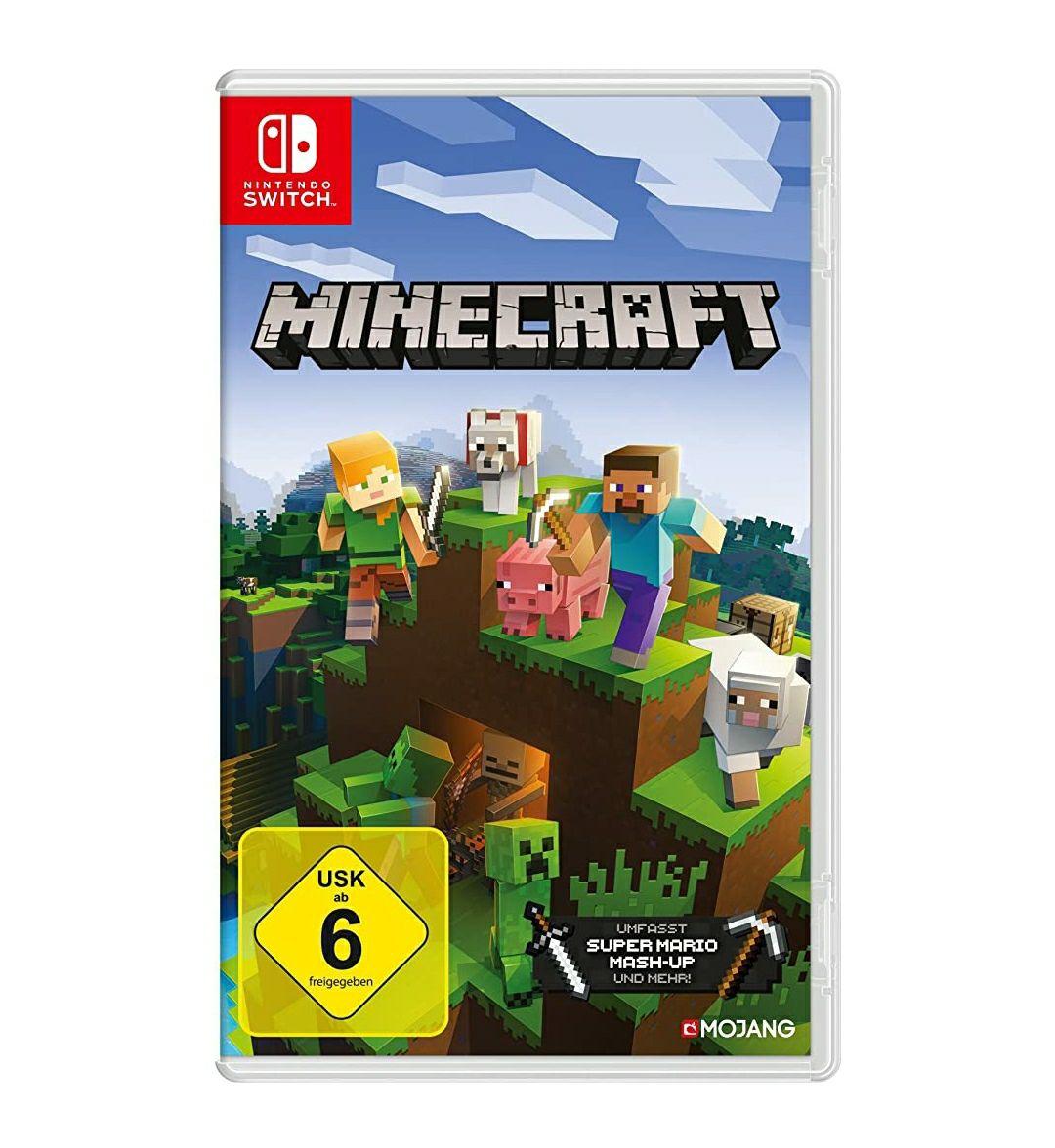 Minecraft Nintendo Switch editie