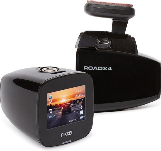 (Bol.com) Nikkei RoadX4 - Dashcam