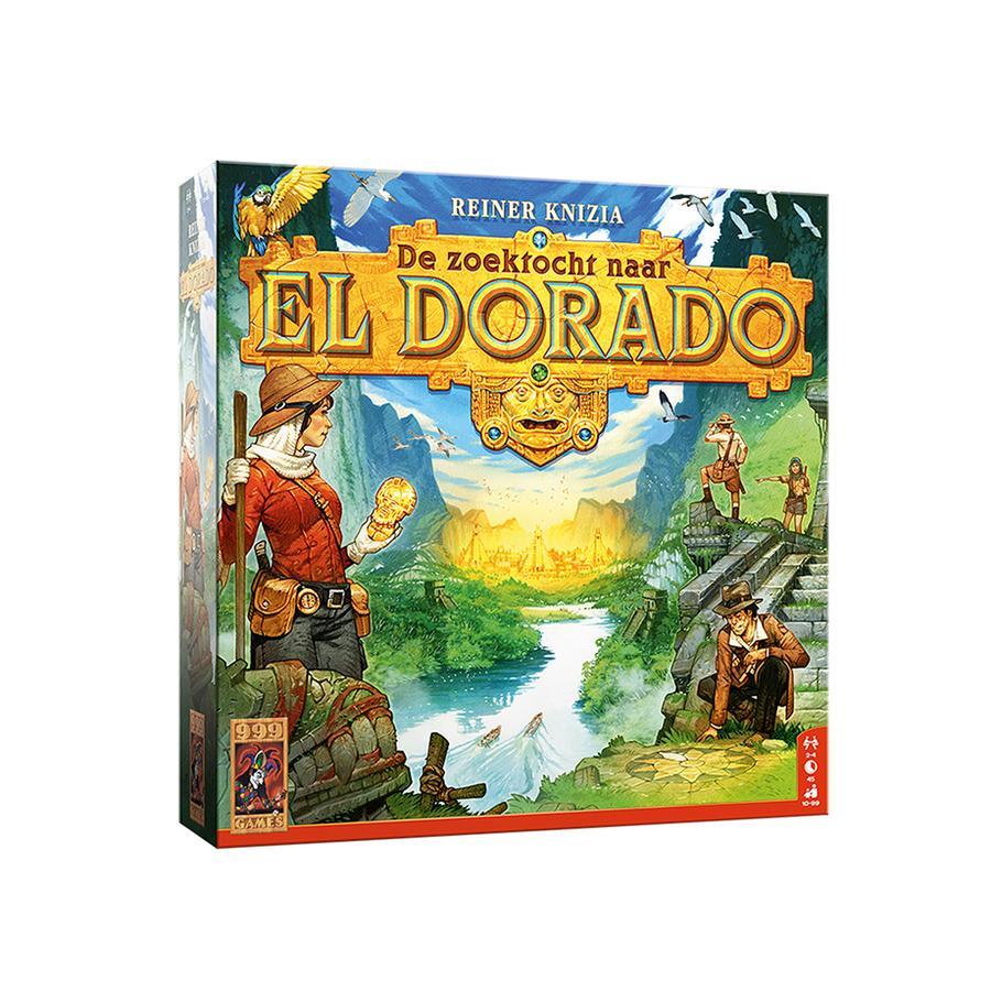 De Zoektocht naar El Dorado (NL versie) voor €17,98 + 12 eurosparen euro's @ Eurosparen