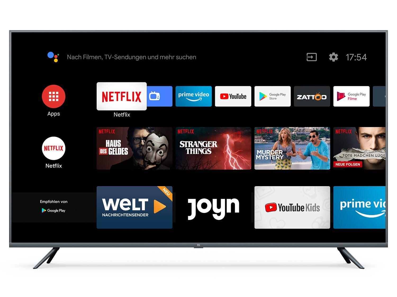 [GRENSDEAL] Xiaomi Mi Smart TV 4S 65 Android Smart TV (L65M5-5ASP)