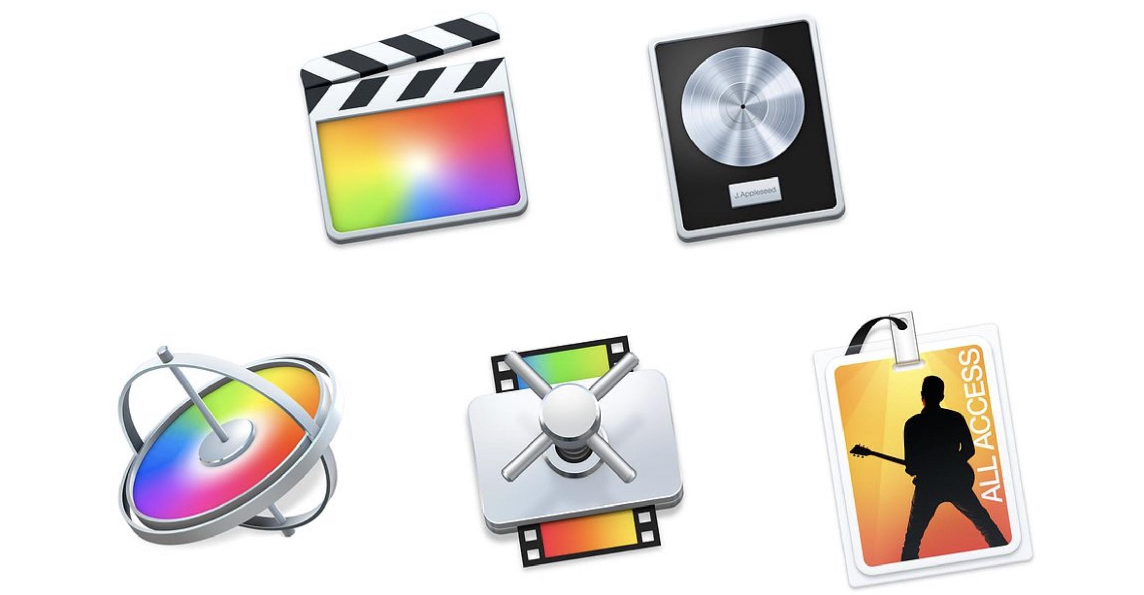 [Digitale Licentie] Apple Final Cut Pro + Apple Logic Pro + Meer!