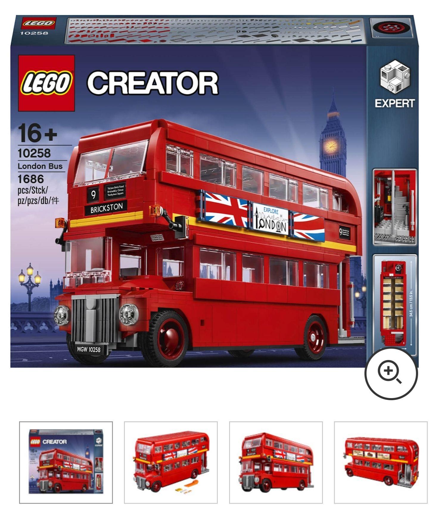 LEGO CREATOR EXPERT Londense Bus (10258)