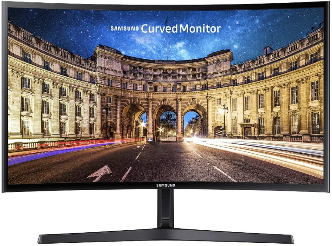 """Samsung C27F398FWU 27"""" FHD Curved Monitor @ Amazon.nl"""