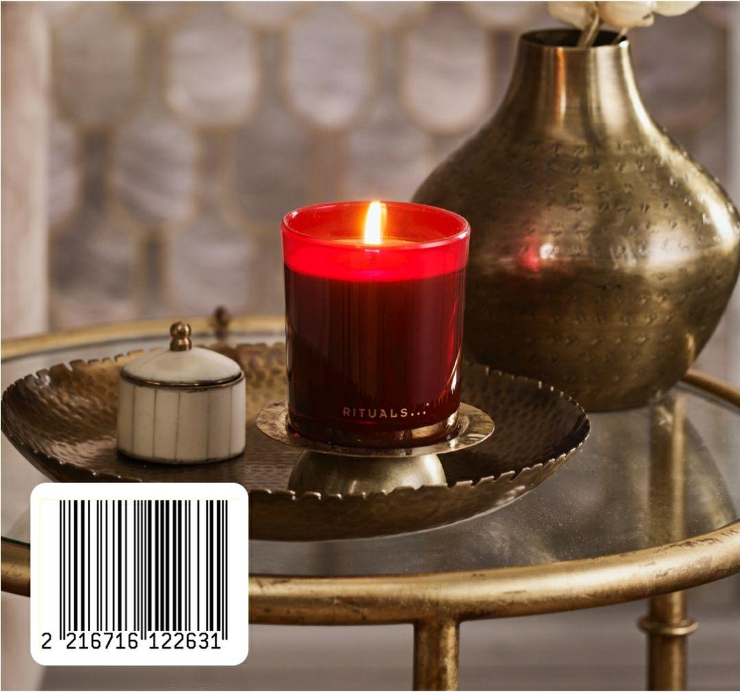 Gratis geurkaars cadeau bij aankoop van €40,- bij Rituals