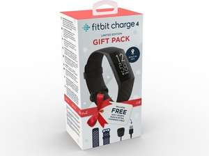 Fitbit Charge 4 XMAS Giftpack @Bol.com