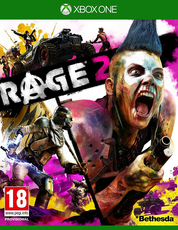 Rage 2 voor Xbox one