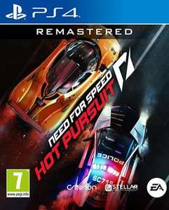 Need for Speed: Hot Pursuit - Remastered (PS4 / XBOX One / Nintendo Switch)