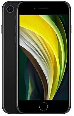 Apple iPhone SE (128 GB) - Zwart
