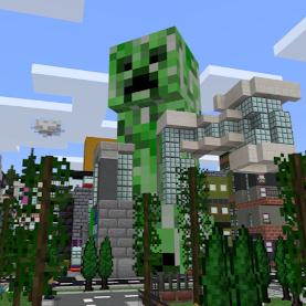 Minecraft Bedrock gratis map