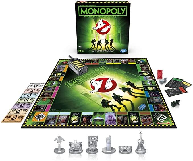 Ghostbusters Monopoly (en andere versies)