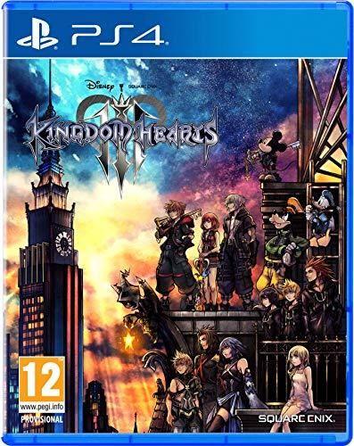 Kingdom Hearts 3 (Sony PS4) - verzending uit VK