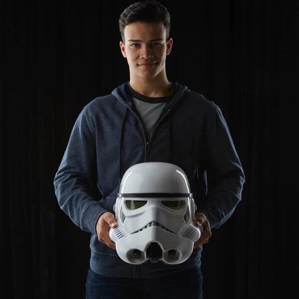 Star Wars Stormtrooper Helm met stemvervormer (Replica) voor €89,99