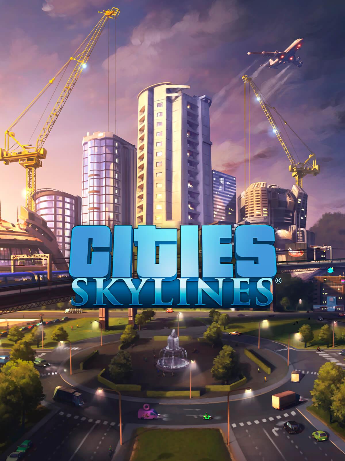 GRATIS Cities: Skylines op epicgames