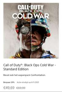 Call of Duty: Black Ops Cold War - Standard Edition