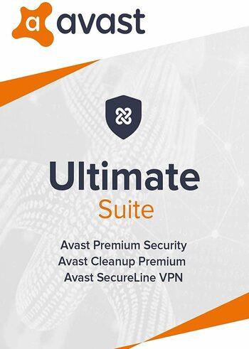 Avast Ultimate - Security, Cleaner, Anti-Track en VPN l 1 Jaar l 10 Apparaten