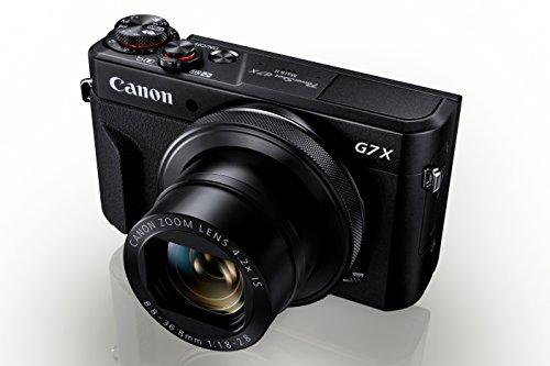 Canon PowerShot G7 X Mark II bij Amazon voor €379,04 (ex. €30 coupon)