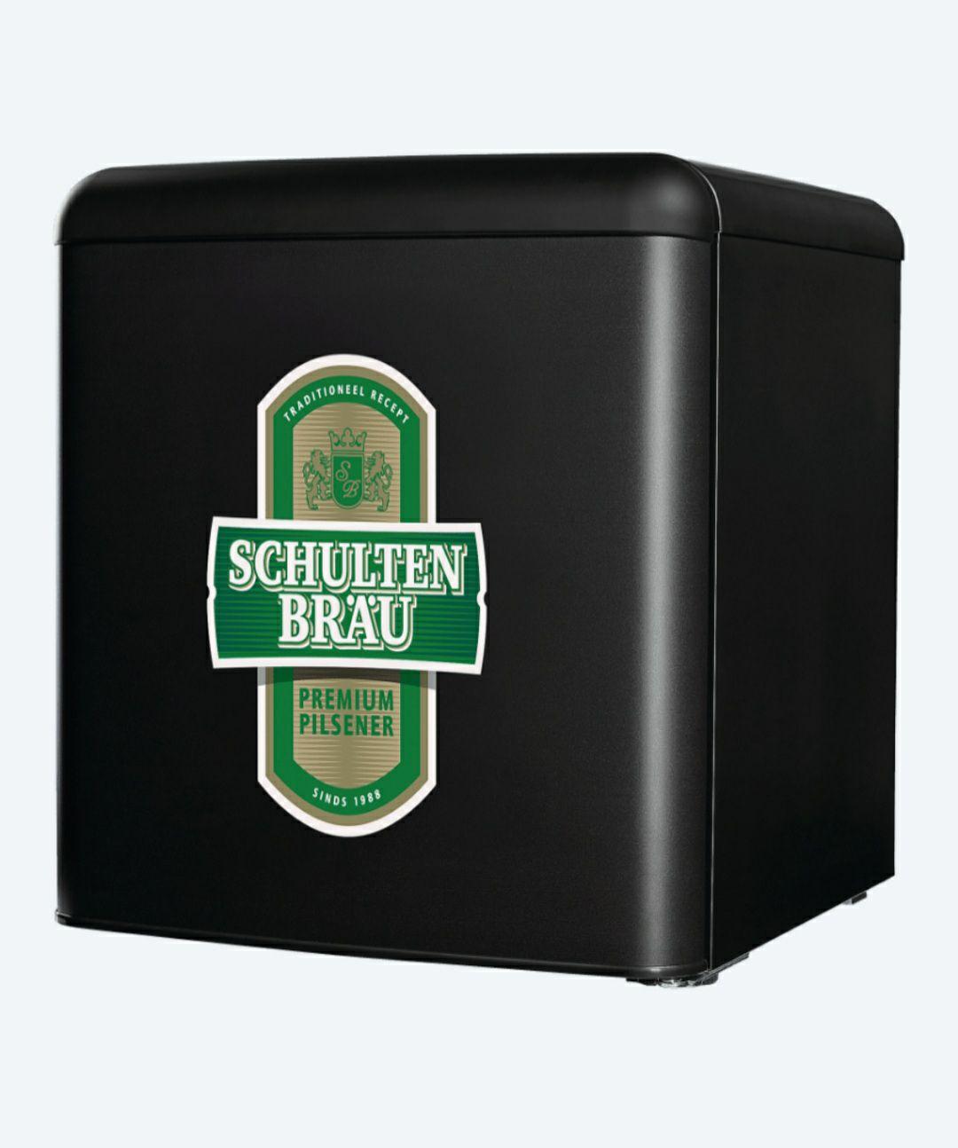 Schültenbrau koelkast voor naast je bank!
