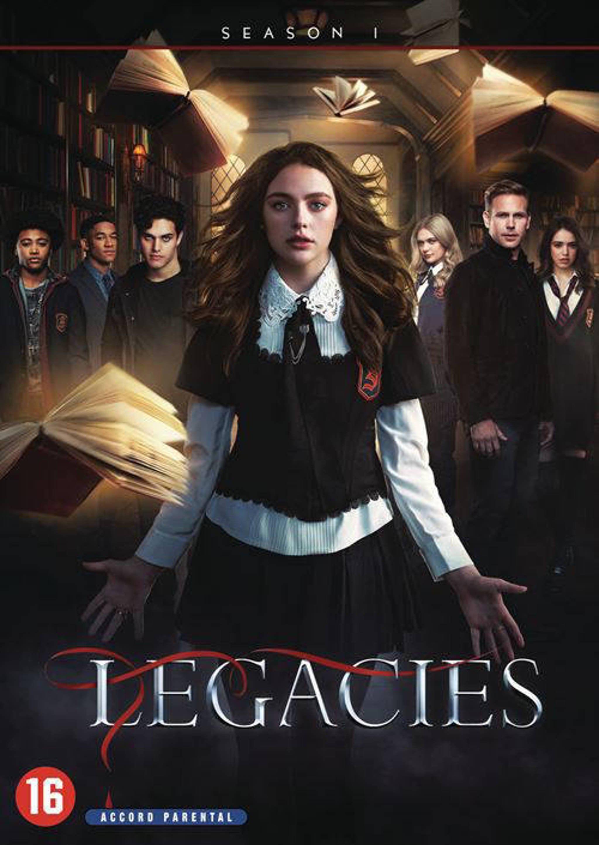 Legacies Seizoen 1 DVD (Vampire Diaries/Originals)