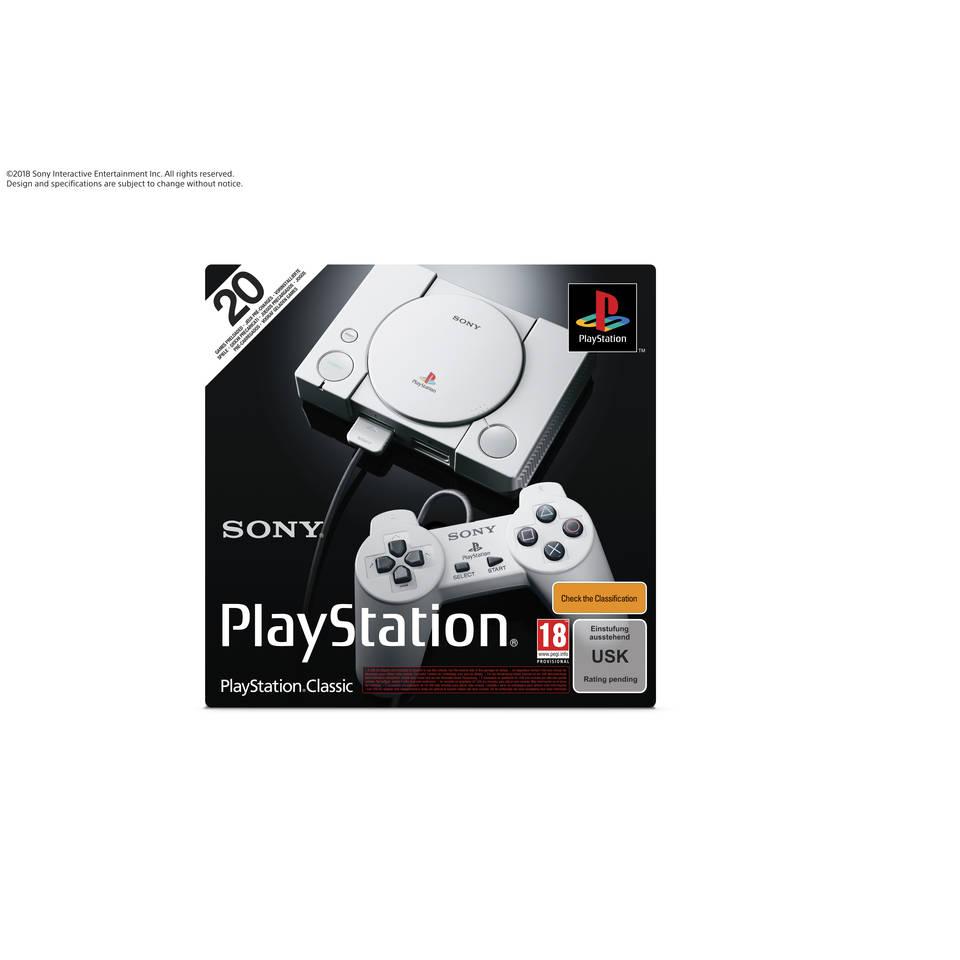 PlayStation Classic voor €49,98 bij Intertoys