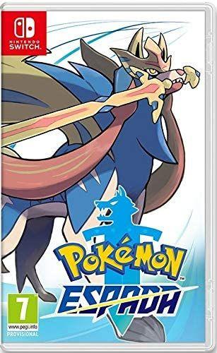 SNEL ZIJN! Pokemon Sword (Spaans doosje) voor de Switch @Amazon ES