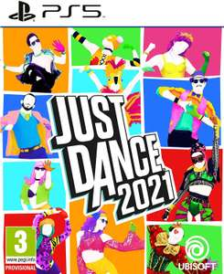 Just Dance 2021 (PS5 of Xbox X)