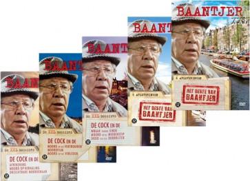 Baantjer dvd box collectie via Dagknaller