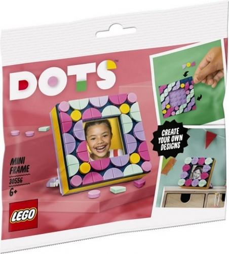 Gratis LEGO 30556 DOTS Mini Frame (Polybag) bij aanmelden nieuwsbrief en bestelling