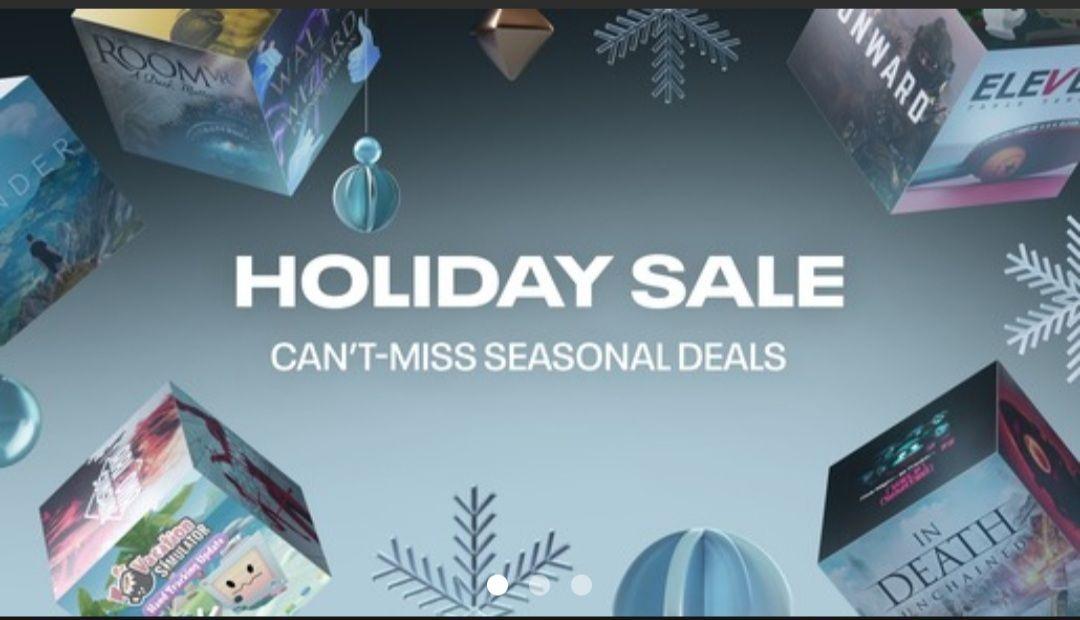 Oculus Store Winter Sale