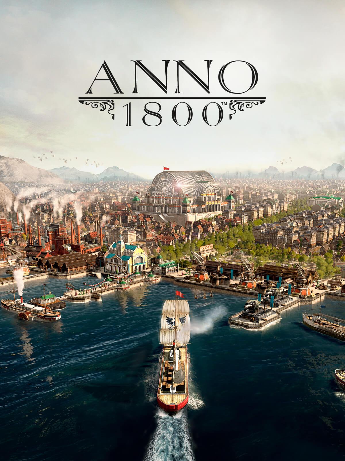 Anno 1800 (Epic Store)