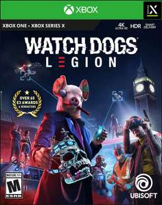 Watch Dogs Legion Xbox One / Series S X