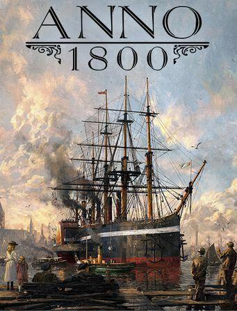 Anno 1800 (standard edition) voor 14,39 (Ubisoft)