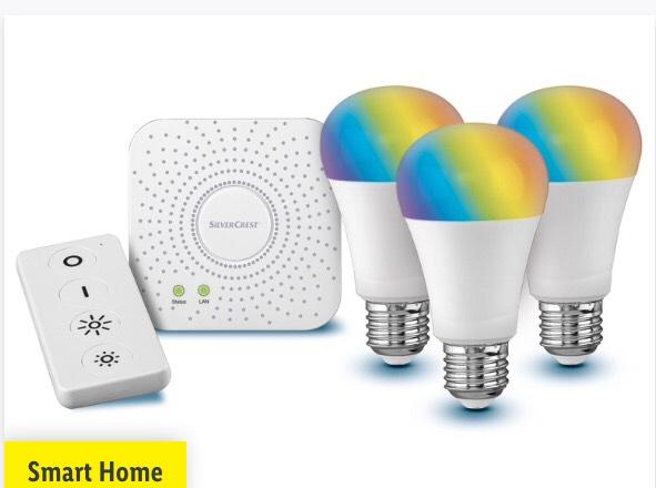 LIVARNO LUX® Starterset - Zigbee Smart Home @ Lidl-shop