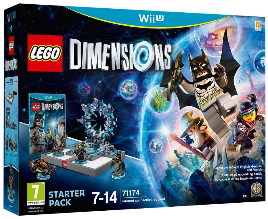 60-90% korting op Lego Dimensions sets bij Brickshop