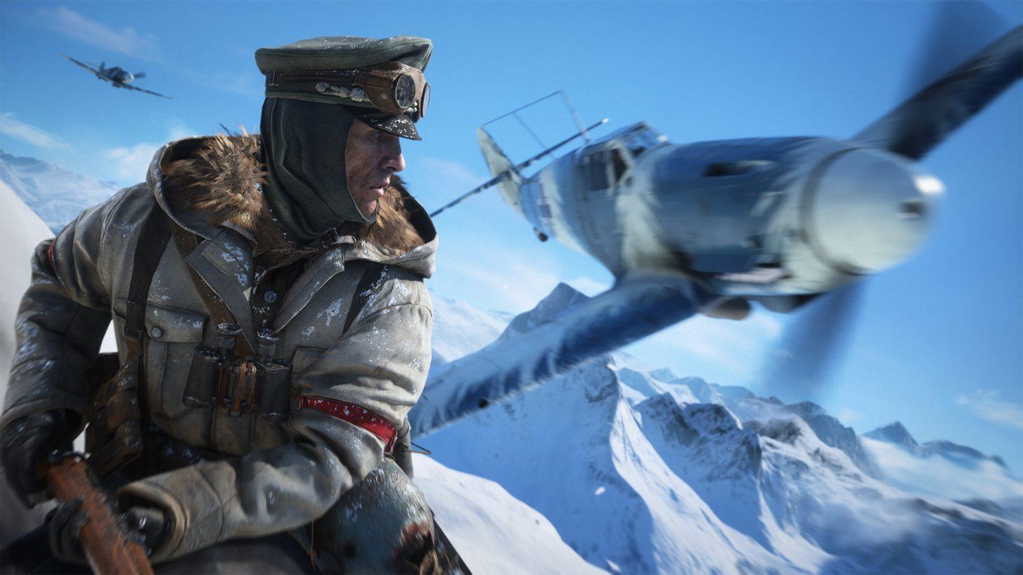 Gratis aanmeldingsbeloningen door het spelen van Battlefield V