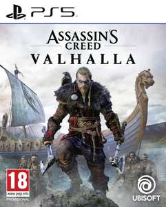 Assassin's Creed Valhalla + Pre-Order DLC PS4, PS5 & Xbox One
