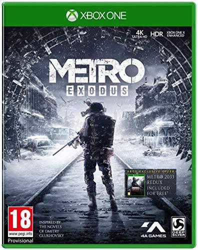 Metro Exodus (Xbox One) @ Amazon.de
